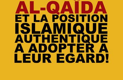 Mise en garde contre les groupes terroristes de Daesh,al qaida