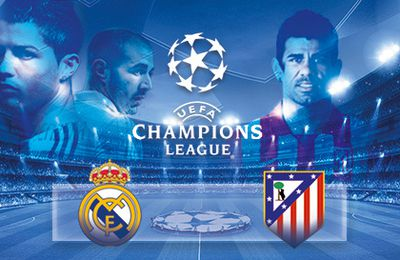 Real Madrid / Atletico Madrid : La finale de la Ligue des Champions en direct sur TF1