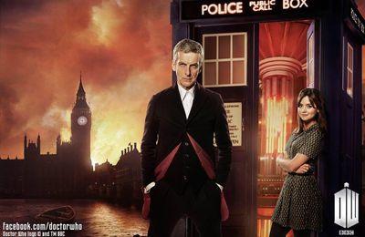 La nouvelle saison de Doctor Who disponible sur iTunes après sa diffusion au Royaume-Uni