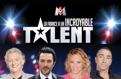 M6 officialise le nouveau jury de La France a un incroyable talent