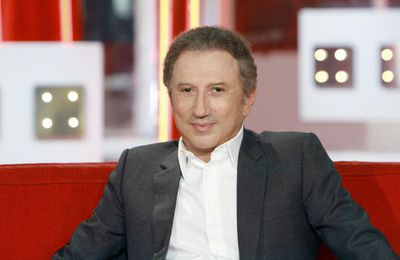 Michel Drucker se lance dans le one-man show