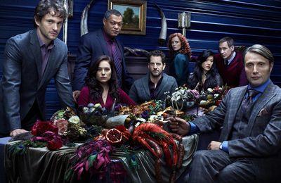 La série Hannibal débarque ce soir sur 13ème Rue