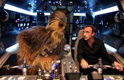50MN Inside vous entraîne dans les coulisses de Star Wars (extrait)