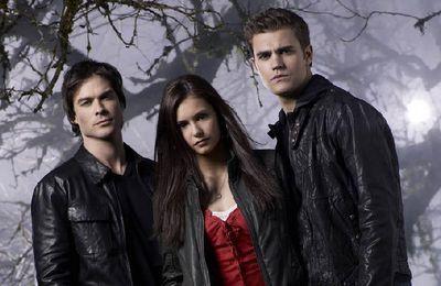 La 6ème saison inédite de « Vampire Diaries » arrive sur Série Club