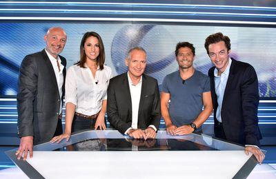 Max-Alain Gradel invité ce dimanche dans Téléfoot sur TF1