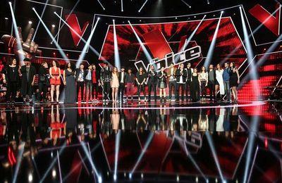 La finale de The Voice diffusée le 14 mai sur TF1
