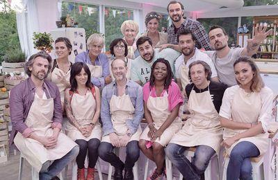 """Des célébrités s'invitent dans """"Le Meilleur pâtissier"""" dans le 25 mai sur M6"""