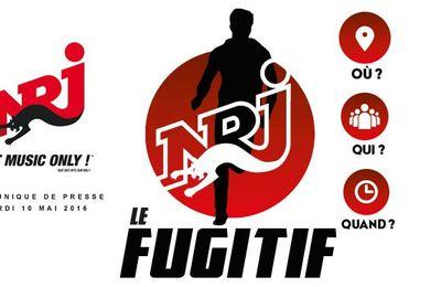 Partez à la recherche du Fugitif NRJ pour gagner 50000 euros !