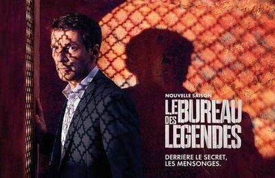Canal+ annonce une nouvelle saison du Bureau des Légendes