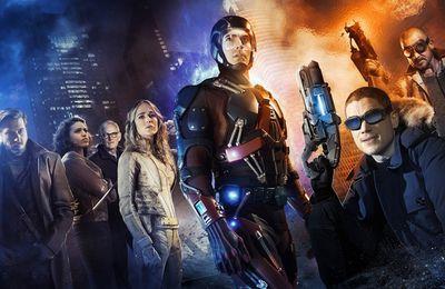 La série inédite « DC : Legends of Tomorrow » diffusée dès ce soir sur TMC
