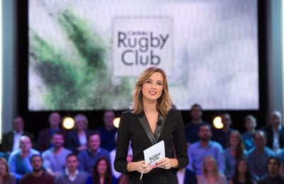 Cedric Heymans nouveau consultant Canal Rugby Club