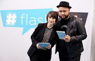 Le magazine #flashtalk fait sa rentrée avec des nouveautés sur France Ô
