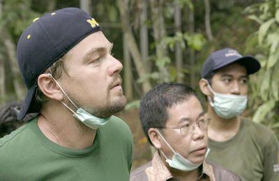 """""""Avant le déluge"""", doucmentaire inédit avec Leonardo Di Caprio diffusé ce soir sur National Geographic Channel"""
