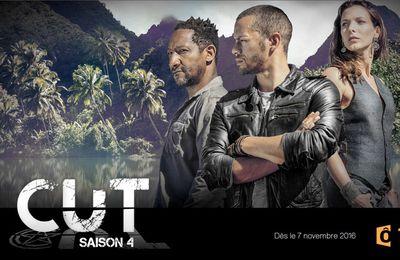 La saison 4 de Cut diffusée dès le 7 novembre sur France Ô