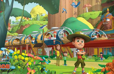 """""""Ranger Rob"""", nouvelle série jeunesse diffusée dès demain sur TF1"""