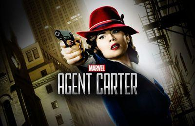 """""""Agent Carter"""", nouvelle série diffusée dès le 22 octobre sur TMC"""