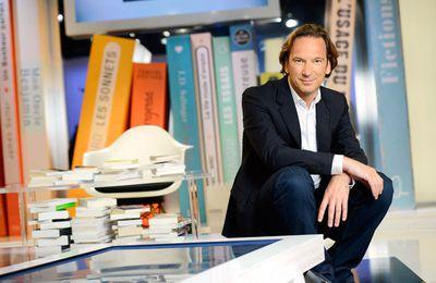 Philippe Delerm et Vincent Delerm invités de La Grande Librairie sur France 5