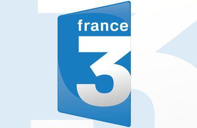 """""""Les cris silencieux"""" avec Odile Vuillemin et Richard Berry, en tournage pour France 3."""