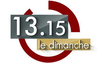 L'invisible des glaces dans 13h15 le dimanche sur France 2