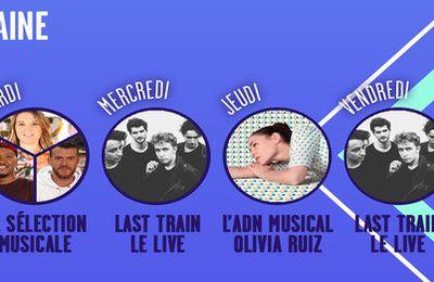 """Le programme de """"Monte le son"""" du 5 au 9 décembre sur France 4"""