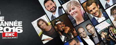 RMC invite les français à voter pour la Grande Gueule de l'année 2016 (liste des nommés)