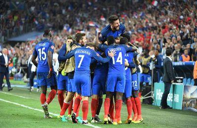 """""""Euro 2016 : Au coeur des bleus"""", documentaire inédit le 28 décembre sur TMC"""
