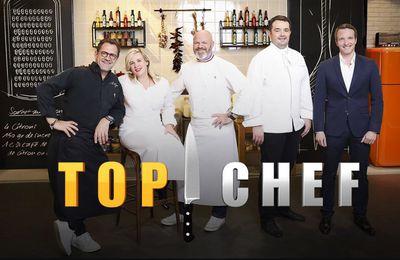 Coup d'envoi de la saison 8 de Top Chef le mercredi 25 janvier sur M6