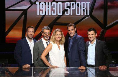 Tony Yoka invité de 19H30 Sport sur Canal+SPORT