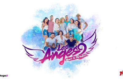 Les Anges 9 Back to Paradise débarquent le 6 février sur NRJ 12