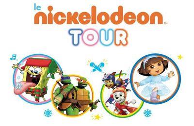 Le nickelodeon tour revient dans les stations de ski le 14 février