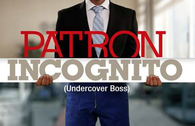 """Patron Incognito"" avec Pauline Moquet (Daniel Moquet) ce soir sur M6"