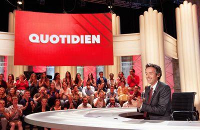 Emmanuel Macron invité de Quotidien ce soir sur TMC