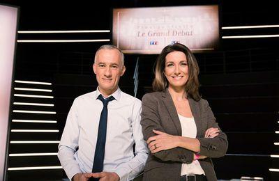 Le premier débat des Présidentielles diffusé ce soir sur TF1