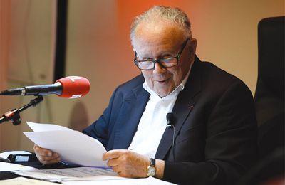 RTL fête ce week-end les 50 ans de carrière de Philippe Bouvard