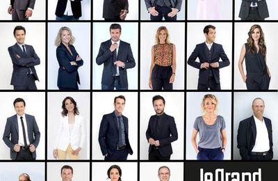 #leGrandrelais de retour les 7 & 8 avril sur Canal+ avec plus de 30h de sport non stop