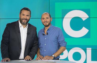 """Au sommaire ce 9 avril de """"C politique"""" et """"C polémique"""" sur France 5"""