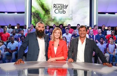 Au sommaire du Canal Rugby Club ce 9 avril sur Canal+