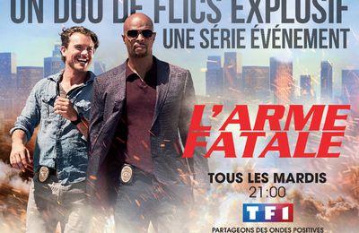 La série «L'arme fatale» diffusée dès le 2 mai sur TF1