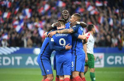 Une match amical de l'équipe de France diffusé en juin sur... TMC