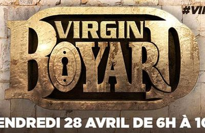 "Demain, la matinale de Virgin Radio se transforme en ""Virgin Boyard"" !"