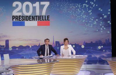 Le dispositif de France 2 pour le résultat de la Présidentielle