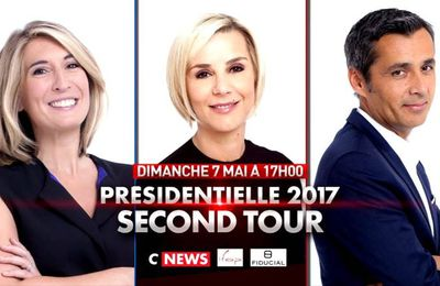 Macron ou Le Pen - Le dispositif de CNEWS pour le second tour de la Présidentielle