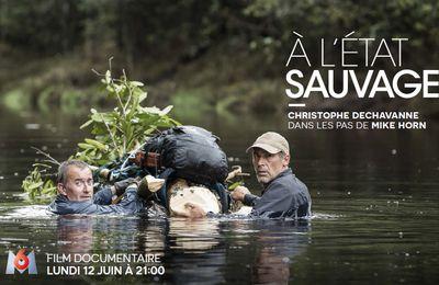 « A l'état sauvage » avec Christophe Dechavanne au Venezuela diffusé le 12 juin sur M6