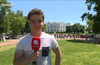 """""""Trump, saison 1"""", prime exceptionnel présenté par Martin Weill de """"Quotidien"""" diffusé ce soir sur TMC"""