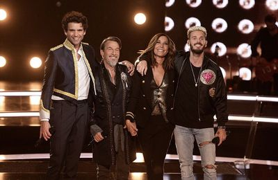 """La finale de """"The Voice"""" accueille Shakira ce soir sur TF1"""