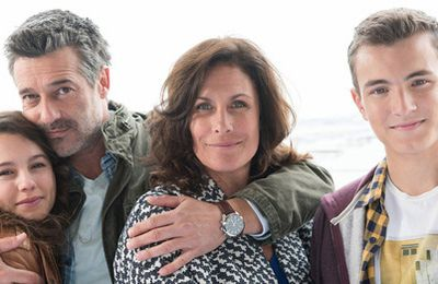 "France 3 second des audiences avec la série ""Tandem"""