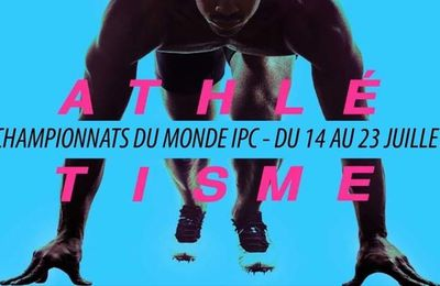 Le programme de ce 18 juillet des finales des Championnats du Monde d'athlétisme handisport à suivre sur France Ô