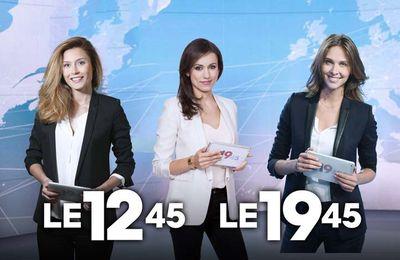 """Diane Douzillé, Marie-Ange Casalta et Ophélie Meunier aux commandes du """"1245"""" et du """"1945"""" cet été sur M6"""