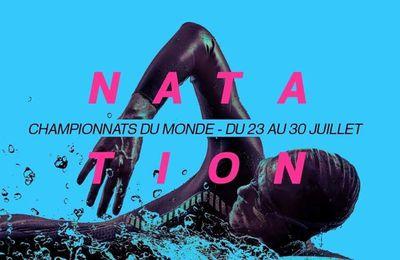 Le programme TV des Championnats du Monde de natation du mercredi 26 juillet sur France 2 et France 4