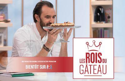« Les Rois du gâteau », nouvelle quotidienne présentée par Cyril Lignac prochainement sur M6